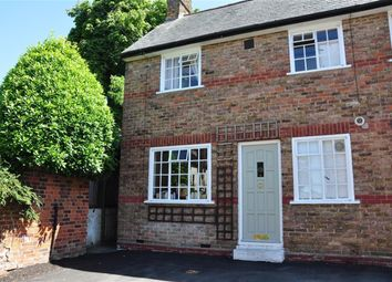 Thumbnail 2 bed cottage to rent in Wellington Terrace, Harrow On The Hill