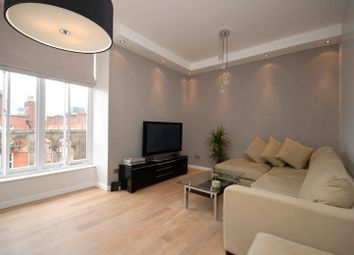 Thumbnail 1 bed flat to rent in Montagu Mansions, Marylebone