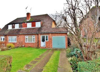 Thumbnail 3 bed semi-detached house for sale in Beaufort Road, Bedhampton, Havant