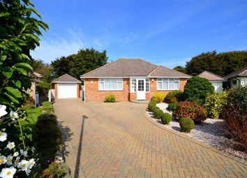 Thumbnail 3 bed detached bungalow for sale in Fenleigh Close, Barton On Sea, New Milton