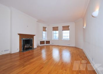 Thumbnail 3 bed flat to rent in St Johns Wood Court, St Johns Wood Road, St John's Wood