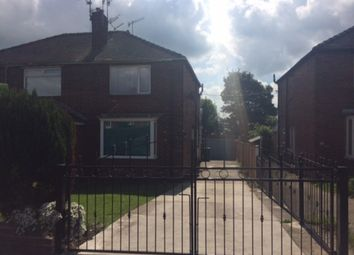 Thumbnail 2 bed semi-detached house to rent in Reresby Road, Whiston, Rotherham