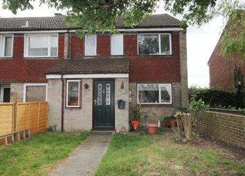Thumbnail 3 bed end terrace house for sale in Allnatt Avenue, Wallingford