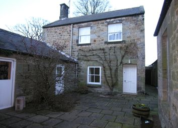 Thumbnail 2 bed cottage to rent in Lesbury, Alnwick