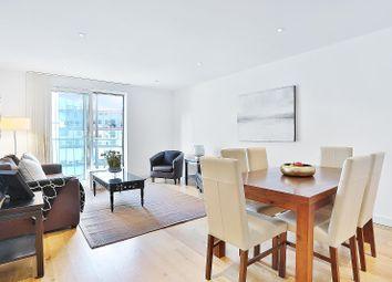 Thumbnail 3 bedroom flat to rent in Gillingham Street, London