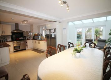 Thumbnail 5 bed semi-detached bungalow for sale in Woodland Way, Goffs Oak, Waltham Cross