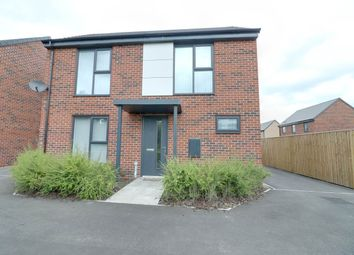 Thumbnail 3 bed property to rent in 16 Hydro Court, Askern, Doncaster