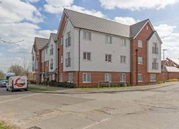 Thumbnail 2 bed flat for sale in Vellum Drive, Sittingbourne
