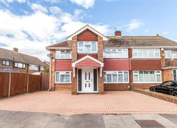 Clipper Crescent, Gravesend, Kent DA12. 4 bed semi-detached house