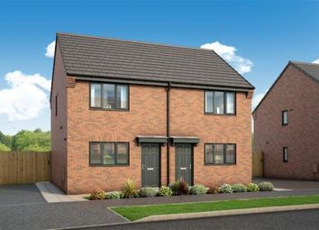 Thumbnail 2 bed semi-detached house for sale in Dragon Close, Seacroft, Leeds