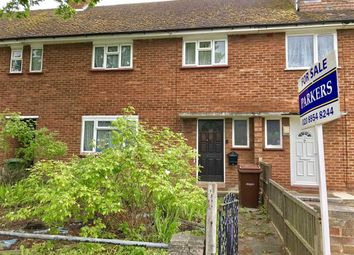 Thumbnail 4 bedroom terraced house for sale in Masefield Avenue, Stanmore, Stanmore