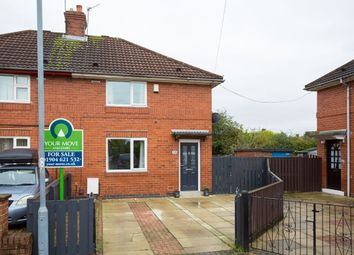 Thumbnail 3 bed semi-detached house for sale in Middleham Avenue, York