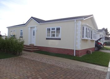 Thumbnail 2 bed mobile/park home for sale in Truro Heights, Truro