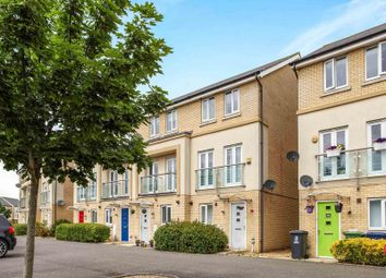 Thumbnail 3 bedroom town house to rent in Lancaster Gate, Upper Cambourne, Cambridge