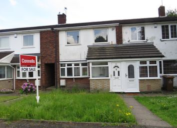 Thumbnail 3 bed terraced house for sale in Reedswood Close, Walsall