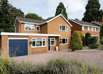 Thumbnail 3 bed detached house for sale in Northgate Close, Kidderminster