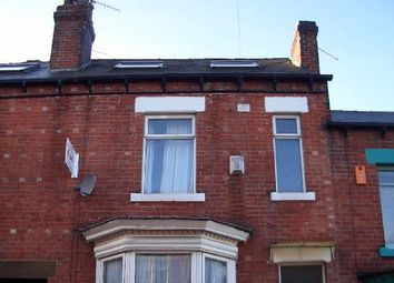 Thumbnail 6 bed shared accommodation to rent in Guest Road, Sheffield