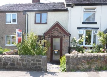 Thumbnail 2 bed terraced house for sale in Primitive Street, Mow Cop, Stoke-On-Trent