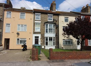 Thumbnail 1 bed flat to rent in Denmark Road, Lowestoft, Suffolk