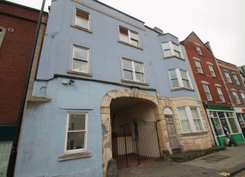 Thumbnail 1 bed flat to rent in West Street, St Philips