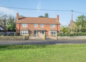 Thumbnail 4 bed semi-detached house for sale in Goring Road, Woodcote, Reading