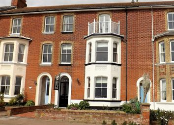 Thumbnail 5 bed terraced house for sale in North Parade, Southwold