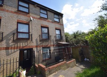 Thumbnail 4 bedroom end terrace house for sale in Edmeston Close, London