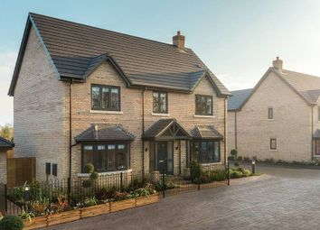 "Thumbnail 5 bed property for sale in ""The Taymore Showhome"" at Badger Way, Brampton, Huntingdon"
