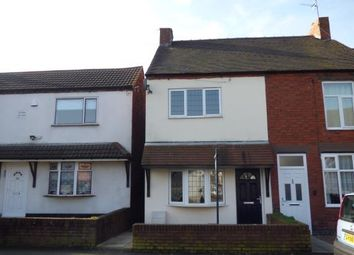Thumbnail 2 bed semi-detached house for sale in Hednesford Road, Walsall, West Midlands