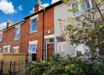 Thumbnail 2 bed terraced house for sale in Foxhill Road, Reading