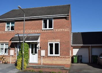 Thumbnail 2 bedroom semi-detached house to rent in Pinewood Close, Alfreton