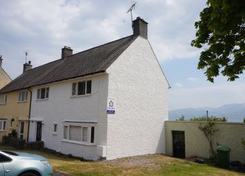 Thumbnail 3 bed semi-detached house for sale in Brynteg, Beaumaris