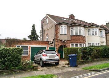 Thumbnail 5 bed semi-detached house to rent in Elton Avenue, Barnet