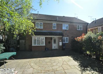 Thumbnail 2 bed end terrace house for sale in Old School Close, Codicote, Hitchin, Hertfordshire