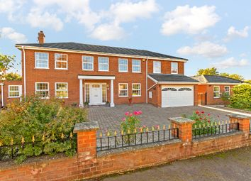 Thumbnail 5 bed detached house for sale in Royal Oak Close, Chipping, Buntingford