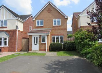 Thumbnail 3 bed detached house for sale in Ascot Road, Oswestry