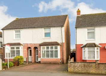 Thumbnail 3 bed semi-detached house for sale in Kingsnorth Road, Kingsnorth, Ashford