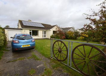 Thumbnail 3 bed detached bungalow for sale in Springfield Park, Barripper, Camborne, Cornwall