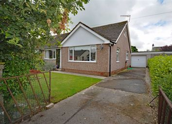 Thumbnail 3 bed semi-detached bungalow for sale in Mounts Meadow Close, Gleaston, Cumbria