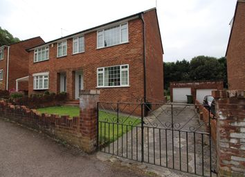 Thumbnail 3 bed semi-detached house for sale in Melrose Close, Yate, Bristol