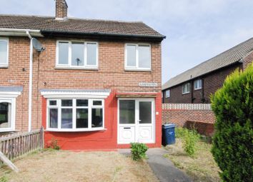 Thumbnail 3 bed terraced house for sale in Sandiacres, Jarrow
