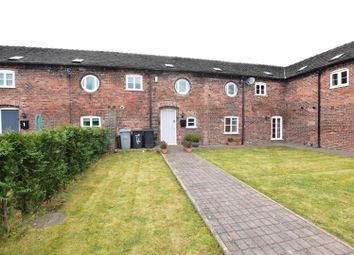 Thumbnail 3 bed barn conversion for sale in Congleton Road, Sandbach