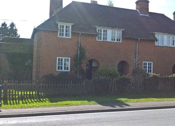 Thumbnail 3 bed semi-detached house to rent in Station Cottages, Newton Purcell, Buckingham, Oxfordshire