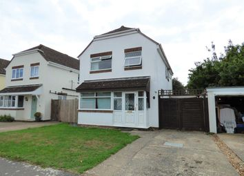 Thumbnail 4 bed detached house to rent in Bradlond Close, Aldwick, Bognor Regis, West Sussex