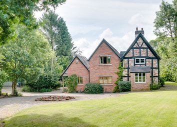 Thumbnail 5 bed detached house for sale in Valley Road, Bournheath, Bromsgrove