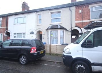 Thumbnail 3 bedroom terraced house to rent in Gordon Street, Rothwell, Kettering