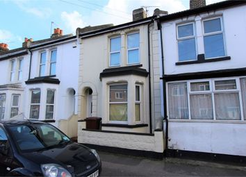 Thumbnail 3 bed terraced house to rent in Livingstone Road, Gillingham, Kent
