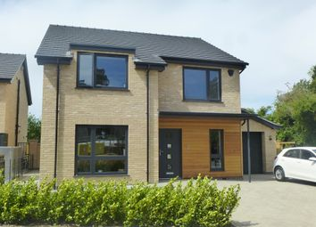 Thumbnail 4 bed detached house for sale in Elm Road, Wisbech