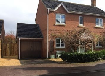 Thumbnail 3 bed detached house for sale in White Horse Drive, Pewsey, Wiltshire