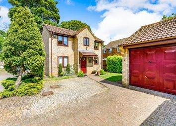 Thumbnail 3 bed detached house for sale in Hidcote Close, Northampton